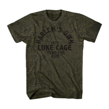 jcpenney.com | Marvel® Short-Sleeve Luke Cage Tee
