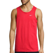 Nike® Embroidered Swoosh Tank