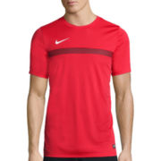 Nike® Academy Short-Sleeve Dri-FIT Training Tee