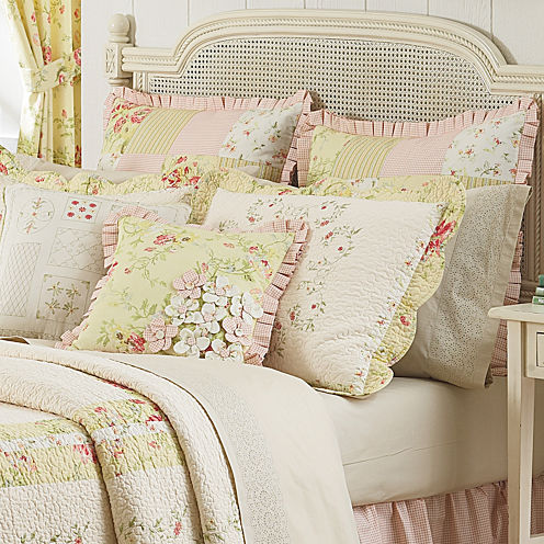 MaryJane's Home Prairie Bloom Standard Sham