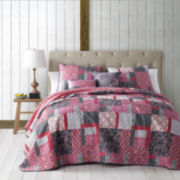 Lucca Reversible 5-pc. Quilt Set