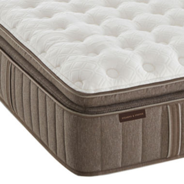 jcpenney.com | Stearns and Foster® Hannah Grace Luxury Plush Euro Pillow-Top - Mattress Only