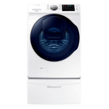 jcpenney.com | Samsung AddWash 4.5 cu. ft. High-Efficiency Front-Load Washer