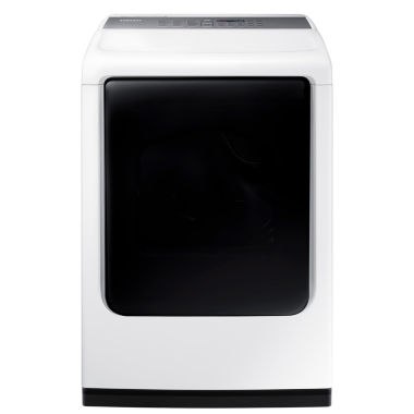 jcpenney.com | Samsung 7.4 Cu. Ft. Top-Load Gas Dryer With Mid Controls And Steam