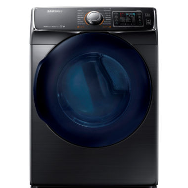 jcpenney.com | Samsung 7.5 cu. ft. Electric Dryer with Steam