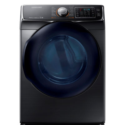Samsung 7.5 Cu. Ft. Front-Load Electric Dryer With Steam