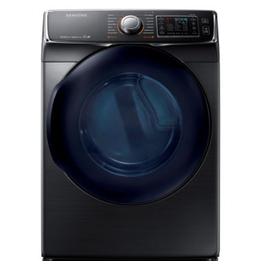 jcpenney.com | Samsung 7.5 Cu. Ft. Front-Load Gas Dryer With Steam