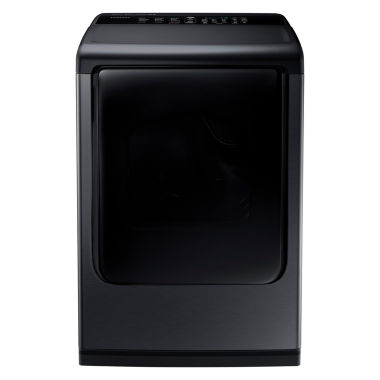 jcpenney.com | Samsung 7.4 Cu. Ft. Top-Load Electric Dryer With Mid Controls And Steam