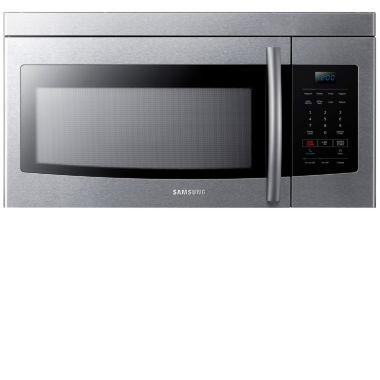 jcpenney.com | Samsung 1.6 cu.ft. Over-the-Range Microwave