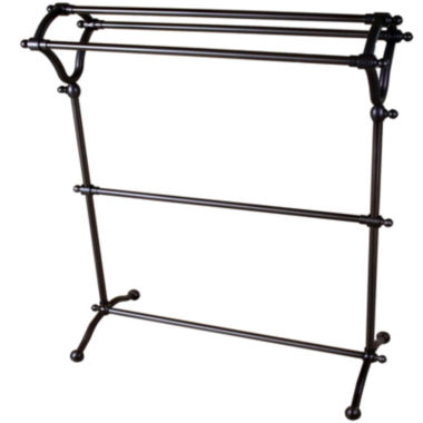jcpenney.com | Pedestal 3-Tier Towel Rack