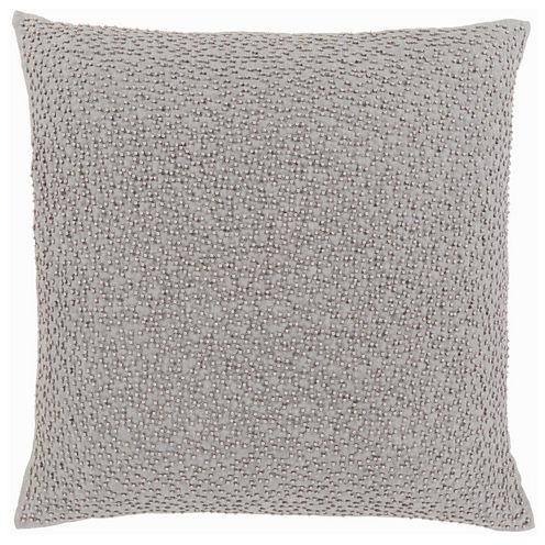 Decor 140 Vernazza Square Polyester Throw Pillow