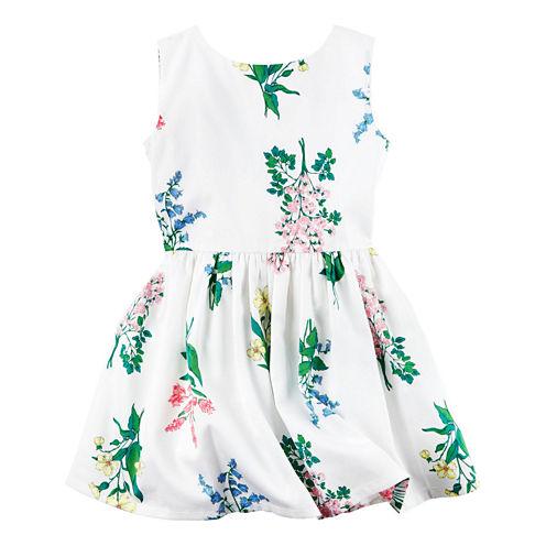 Carter's Toddler Girl Easter Dress