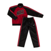 Nike® Tricot-Knit Track Suit - Boys 2t-4t and 4-7