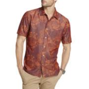 Van Heusen® Short-Sleeve Tropical Shirt