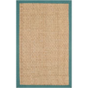 MarthaRugs™ Countryside Seagrass Rectangular Rugs