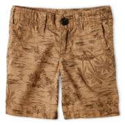 Arizona Poplin Chino Shorts - Boys 12m-6y