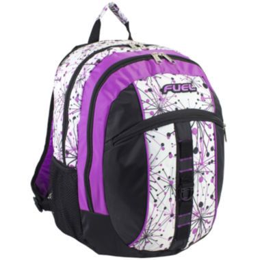 jcpenney.com | Fuel Active Black Grape Sizzle Backpack