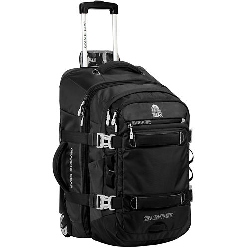 "Granite Gear Cross-Trek 22"" Wheeled Carry-On with Removable 28-Liter Bag"