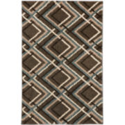American Rug Craftsmen Browning Avenue Rectangular Shag Rug