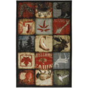 American Rug Craftsmen Escape Lodge Rectangular Rug