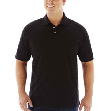 jcpenney.com | The Foundry Supply Co.™ Quick-Dri® Polo–Big & Tall