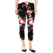 Mixit™ Knit Floral Leggings