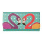 Relic® Take-A-Way Checkbook Wallet