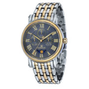 Thomas Earnshaw Men's Gold Tone Maskelyne Bracelet Watch