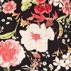 Black FloralSwatch