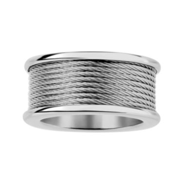 jcpenney.com | Mens Stainless Steel Ring