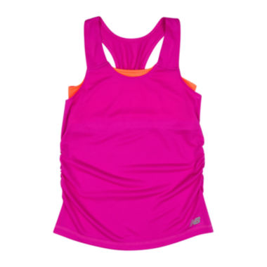 jcpenney.com | New Balance® Fashion Solid Tank Top - Girls 7-16