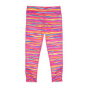 New Balance® Fashion Capri Tights - Girls 7-16