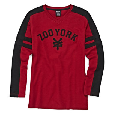 jcpenney.com | Zoo York® Long-Sleeve Thermal Tee - Boys