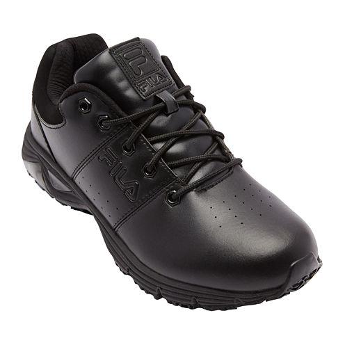 Fila® Memory Breach Mens Slip-Resistant Work Shoes