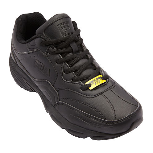 Fila® On The Job Mens Slip-Resistant Work Shoes