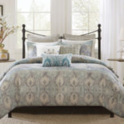 Harbor House Sanya 3-pc. Duvet Cover Mini Set & Accessories