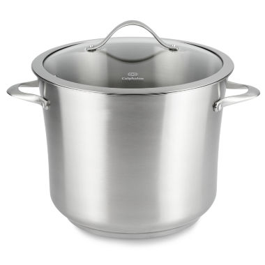 jcpenney.com | Calphalon® Contemporary Stainless Steel 12-qt. Covered Stock Pot