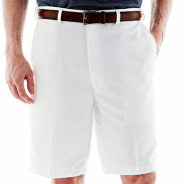 jcpenney.com | Haggar® Cool 18® Flat-Front Shorts