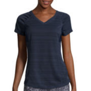 Xersion™ Mesh Inset T-Shirt or Colorblock Capri Leggings