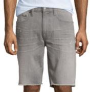 "Arizona 10"" Inseam Flex Cutoff Denim Shorts"