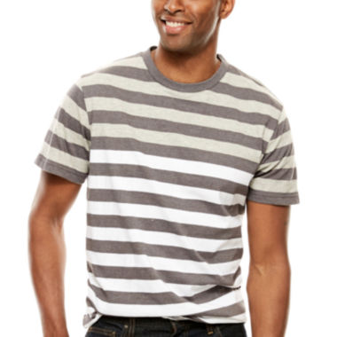 jcpenney.com | Lee® Select Striped Tee - Big & Tall