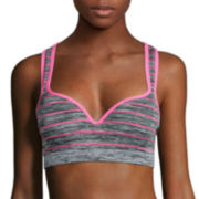 Flex Seamless Pushup Sports Bra