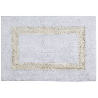 jcpenney.com | Better Trends Hotel Collection Cotton Reversible Bath Rug