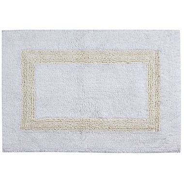 Better Trends Hotel Collection Cotton Reversible Bath Rug Jcpenney