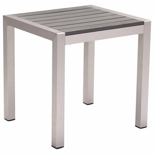 Zuo Modern Cosmopolitan Patio Side Table