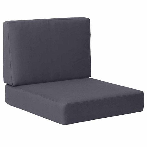 Zuo Modern Cosmopolitan Arm Chair Patio Chair Cushion