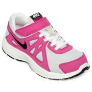 Nike® Revolution 2 Girls Athletic Shoes - Little Kids