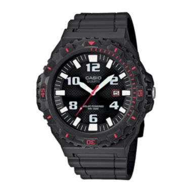 jcpenney.com | Casio® Mens Solar Sport Watch MRW-S300H-8BV