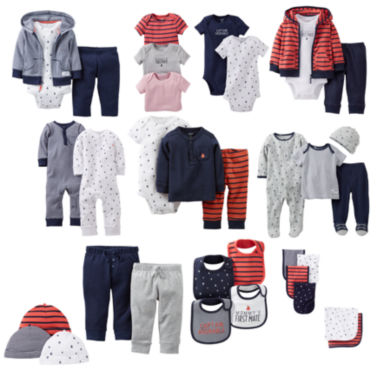 jcpenney.com | Carter's® First Captain Layette Collection - Boys