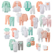 Carter's® Sherbet Sky Layette Collection - Girls